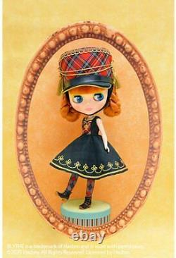 TAKARA TOMY Neo Blythe Limited Doll Plaid Parade New Marching Band Coordinate
