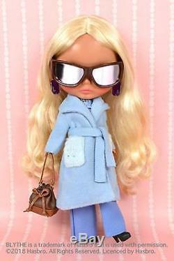 TAKARA TOMY Neo Blythe Shop Limited Asha Alvira Doll Figure EMS with Tracking NEW