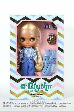TAKARA TOMY Neo Blythe Shop Limited Asha Alvira Doll Figure JAPAN IMPORT