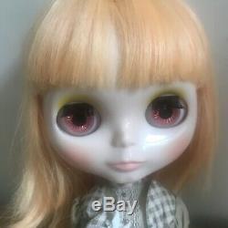 Takara 12 Neo Blythe Doll Simply Mango Customised Outfit
