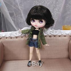 Takara 12 Neo Blythe original OOAK customize doll Léon Mathilda jointed body