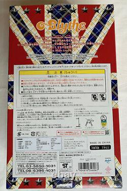 Takara 16 Neo Blythe Punkaholic People CUSTOM DOLL