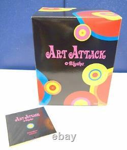Takara Blythe Neo Blythe Art Attack