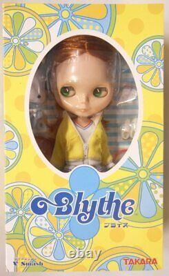 Takara Blythe Neo Blythe Vie smash