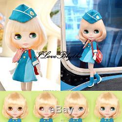 Takara CWC 12 Neo Blythe Doll Goody Girl Go Go
