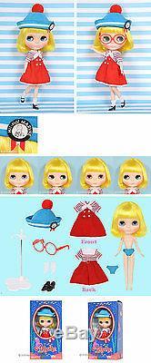 Takara CWC 12 Neo Blythe Doll Hi! -Ho! Marine