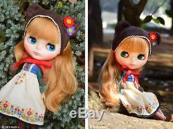 Takara CWC 12 Neo Blythe Doll Misha tebyA lyublyU NRFB