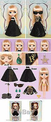 Takara CWC Exclusive 12th Anniversary Neo Blythe Doll Allie Gabrielle