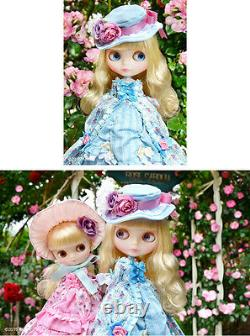 Takara CWC Exclusive 14th Anniversary Neo Blythe Doll Dauphine Dream