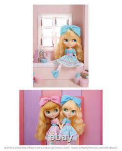 Takara CWC Exclusive Neo Blythe doll Hello Again Junie Moonie Cutie