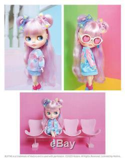 Takara CWC Hasbro Neo Blythe Doll Sweet Bubbly Bear