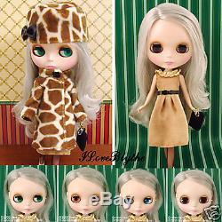 Takara Hasbro 12 Neo Blythe Doll Cappuccino Chat