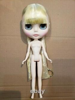 Takara Hasbro CWC Neo Blythe doll Charming Crystalline NUDE DOLL ONLY