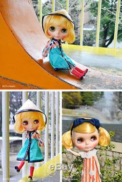 Takara Hasbro CWC Neo Blythe doll Playful Raindrops NRFB