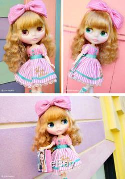 Takara NEW 12 NEO CWC Junie Moon Blythe Shop Limited Doll Junee Muny Cutie