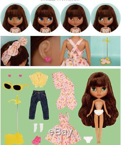 Takara NEW 12 NEO Limited Blythe Doll Pineapple Princess Figure