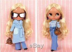 Takara Neo 12 Blythe Doll Asha Alvira Nrfb. In Hand. Europe