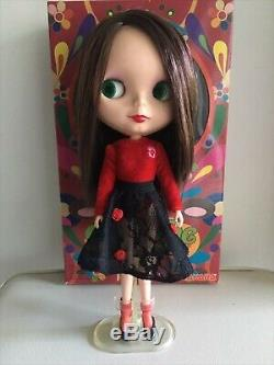 Takara Neo Blythe BL-3 Rosie Red Limited New Rare Used