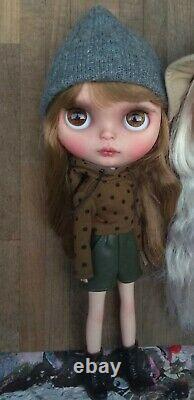 Takara Neo Blythe Custom OOAK Doll
