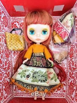 Takara Neo Blythe Doll Ahcahcum Zukin CWC Limited Edition Achachumu Achachum