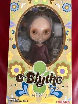 Takara Neo Blythe Doll Cinnamon Girl EBL 2003 12doll Never Opened US Seller