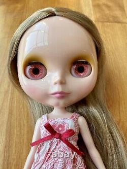 Takara Neo Blythe Doll Prima Dolly Winsome Willow Authentic Pre-Owned Complete