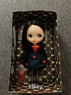 Takara Neo Blythe Doll Rosie Red matte face Petite Blythe Mondrian Japan F/S