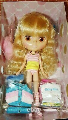 Takara Neo Blythe Doll Silver Snow SBL-3 JAN. 2004 UKseller