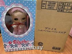 Takara Neo Blythe Honey Bunny Once More Shop Limited 2006 Cwc Exclusive