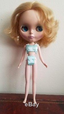 Takara Neo Blythe, Inspired by Pinafore Purple- Nude Doll
