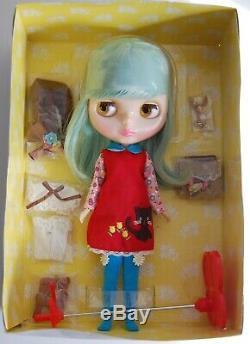 Takara Neo Blythe'Miss Sally Rice' Doll Very Rare