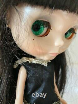 Takara Neo Blythe SBL Night Flower Doll with complete stock outfit Box
