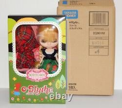 Takara Neo Blythe Scotty Mum doll NRFB Mint with Shipper