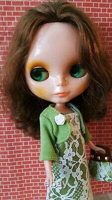 Takara Neo Blythe doll Birdie Blue. TRU-EX06 July2004 Preowned UKseller