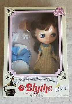 Takara Neo Blythe doll Petit déjeuner Champs Élysées