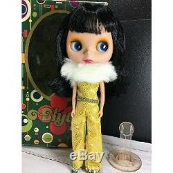 Takara Neo blythe doll all gold in one BL-4 EMS used conditon