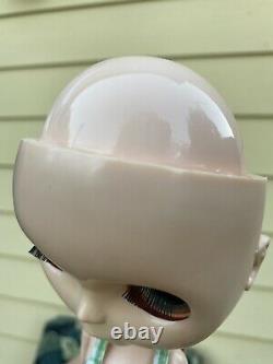 Takara Tommy ToysRUs Japan Neo Blythe Doll Cloud Nine Bowl + Clothes, Wig
