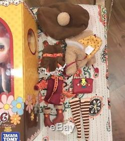 Takara Tomy Blythe Hasbro NEO Mod Molly Doll Girl Japan Figure AS IS