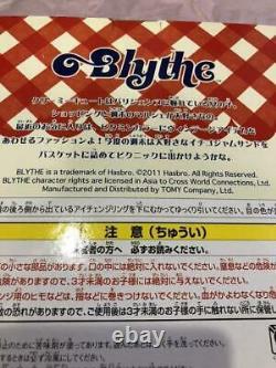 Takara Tomy Blythe Takara Tomy Neo Blythe strawberry and creamy cute Japanese