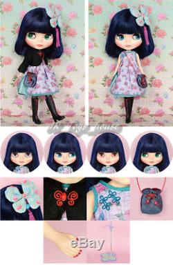 Takara Tomy CWC Shop Limited Neo Blythe Pretty Peony 1/6 Fashion Doll