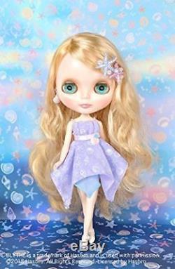 Takara Tomy CWC Top Shop Limited Neo Blythe doll Mermaid Tasha blythe