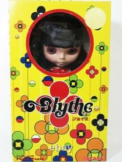 Takara Tomy Doll Neo Blythe Fancy Pansy Cute Kawaii From Japan