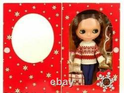 Takara Tomy Doll Neo Blythe Merry Skier From Japan