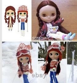 Takara Tomy Doll Neo Blythe, Merry SkierMINT CONDITION Original Packaging