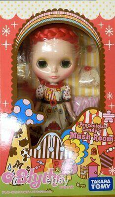 Takara Tomy Doll Neo Blythe Precocious Candy's Mush Room Free Shipping