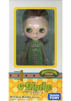 Takara Tomy Doll Neo Blythe Prima Dolly Encore Ashlette From Japan