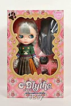 Takara Tomy Japan Neo Blythe Shop Limited Ailurophile Style Airlo File IN HAND