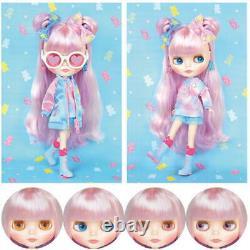 Takara Tomy NEO Blythe Store Limited Sweet Bubbly Bear Figure 2019