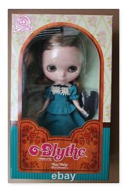 Takara Tomy NEO Blythe Very Vicky Girl Doll Japan Figure Collection RARE