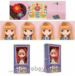 Takara Tomy Neo 12 Blythe Doll Misha Tebya Lyublyu 1pc